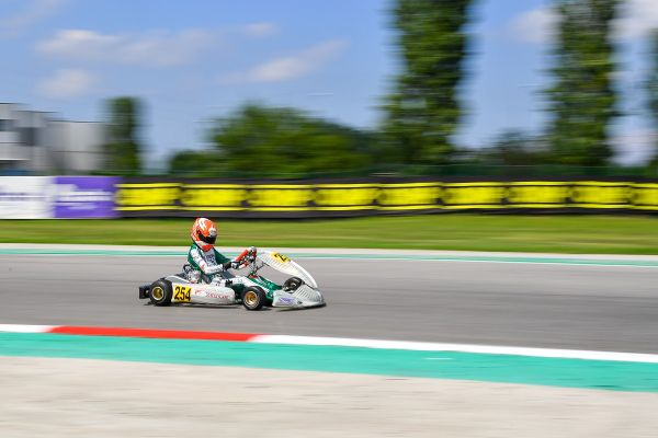 Tony Kart again on track for the WSK Euro Series