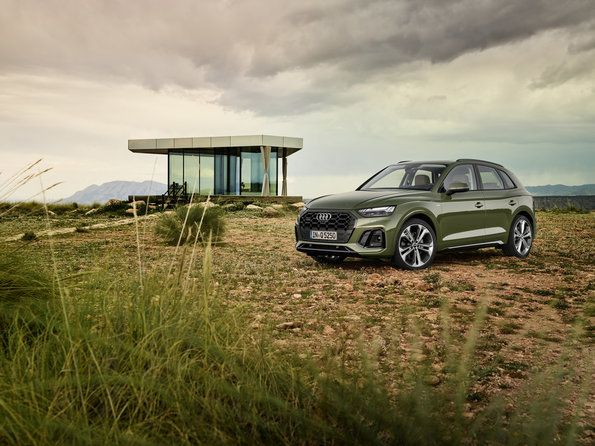 Audi unveils a new look for the Q5 - A bestseller gets even better