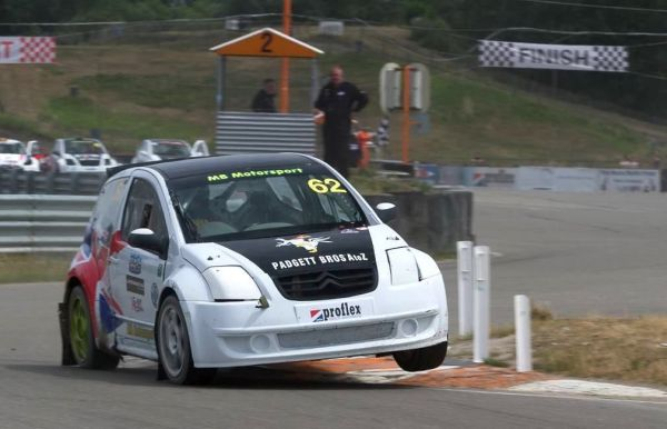 Father and son take on Suzuki Swift challenge in UK