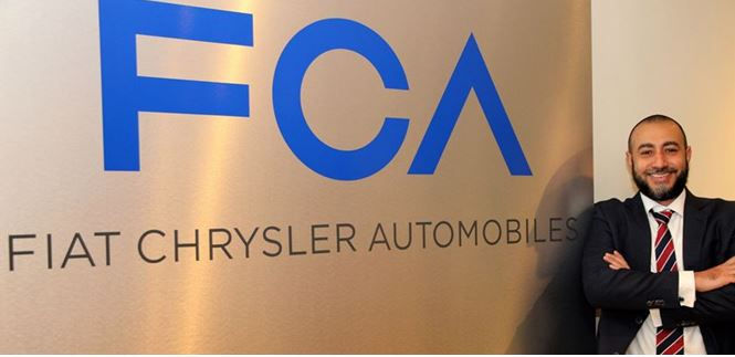 Ismaeel Hassen appointed CEO of FCA South Africa