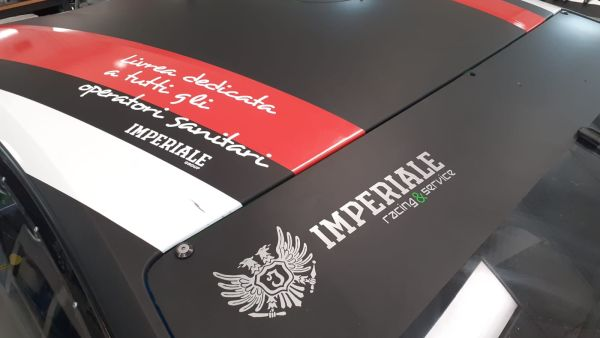 Imperiale Racing revised its 2020 sporting programme
