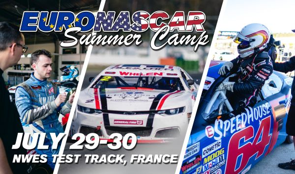NASCAR Whelen Euro Series presents first NWES Drivers Summer Camp