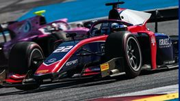 Trident Team Spielberg F2 Feature race notes and quotes
