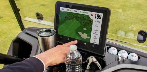 Introducing YamaTrack® to Europe – an exclusively designed GPS system for Golf course management