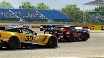 Wild Finish Expected in Trans Am by Pirelli Esports Championship Finale at Silverstone - standings