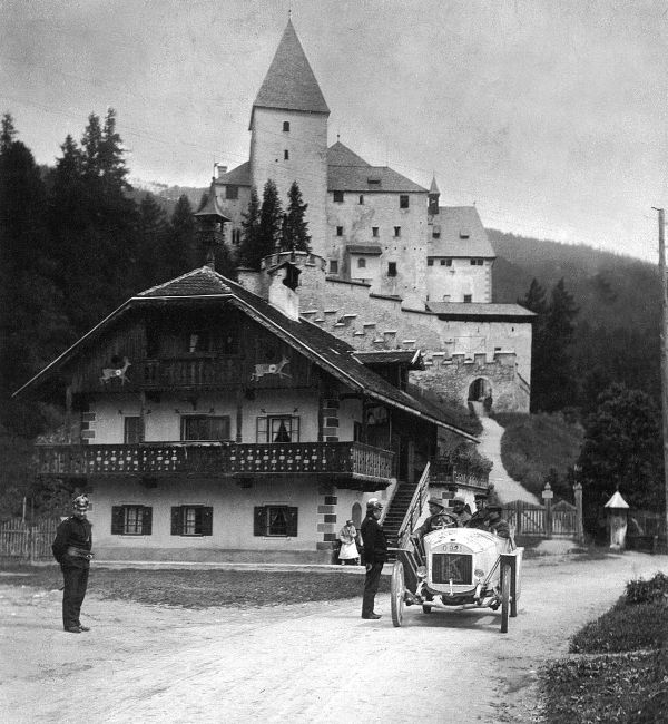 110 years of the Austrian Alpine Rally: Laurin & Klement celebrate success