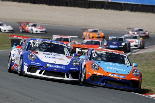 Porsche Carrera Cup -New calendar with eleven races and spectacular season-opening at Le Mans