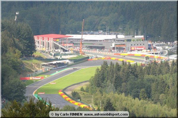 Photos F1 Belgian GP 2010 Spa-Francorchamps