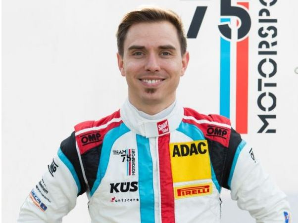 KÜS Team 75 Bernhard with David Jahn in the ADAC GT Masters