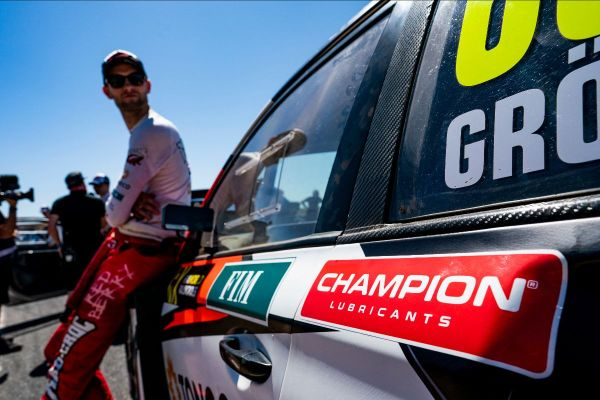 Champion Lubricants becomes World RX lubricant partner
