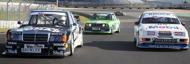 Tourenwagen Classics season opener at the Salzburgring -entry list, regulations