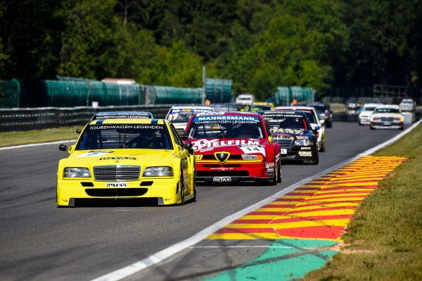 Touring Car Legends: Race calendar 2020 complete - new date in Spa-Francorchamps