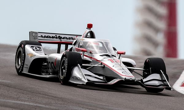 IndyCar GMR Grand Prix Indianapolis qualifying classification - Will Power on  pole
