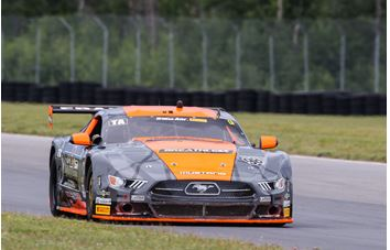 Francis Jr. and Skeen Claim Trans Am Poles at Brainerd  - full results