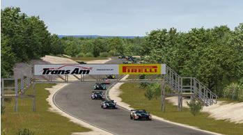 Bridgehampton resurrected for Trans Am esports penultimate round