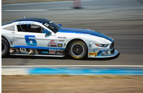 Pickett Reaches Trans Am Milestone with West Coast Thunderhill Win