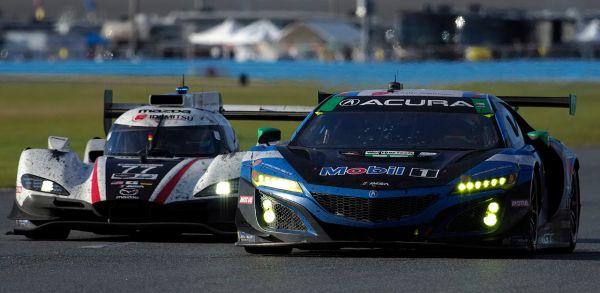IMSA WeatherTech 240 at Daytona Entry List - tune in alert
