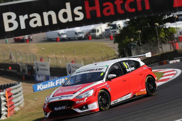 Brands Hatch BTCC qualifying classification - Motorbase's Butcher on pole