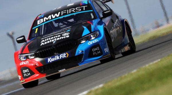 BTCC: A win and two podiums for Team BMW at Donington Park