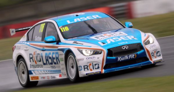 BTCC Snetterton tyre test day 2 classifications - Ash Sutton on  top