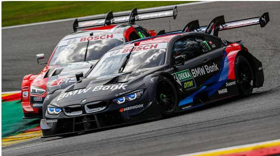 Lucas Auer: two-time Lausitz race winner best-placed BMW driver in the standings