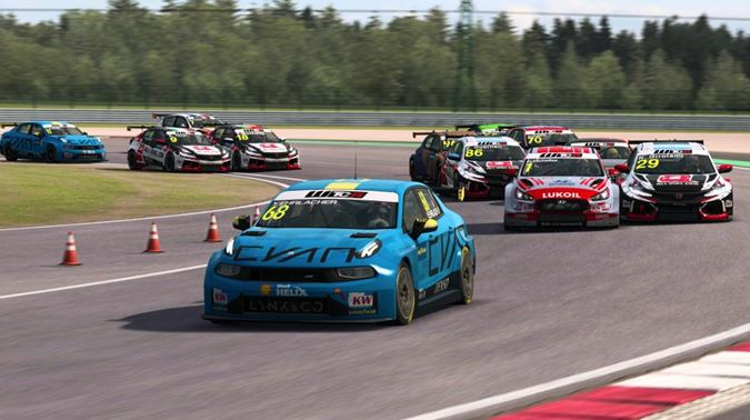 Esports WTCR pre Ningbo Speedpark- Ehrlacher on a charge as WTCR drivers prepare to #RaceAtHome
