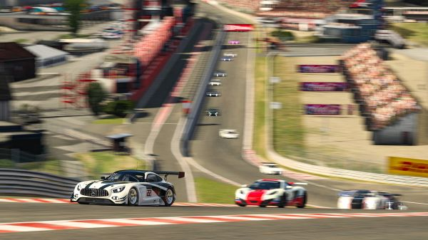 Eau Rouge Virtual - VCO presents the IRacing 24h Spa-Francorchamps