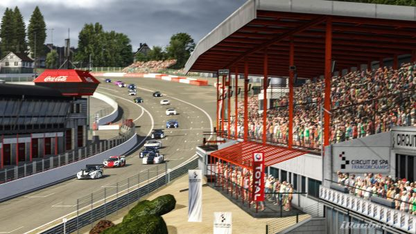 "The VCO iRacing ""Grand Slam"" calendar 2020 and livestream"