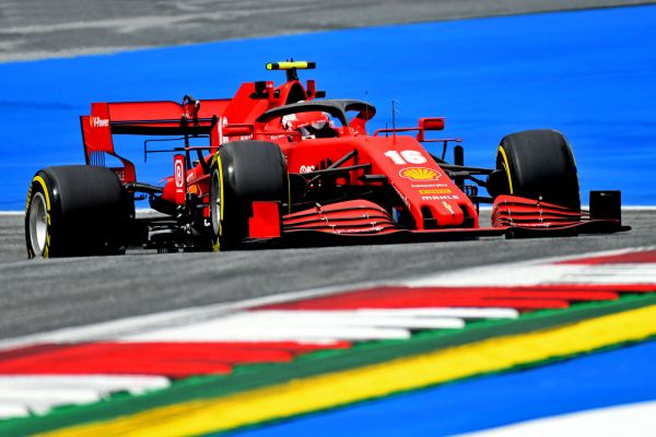 Scuderia Ferrari in Austrian Grand Prix – 63 laps for Leclerc and Vettel