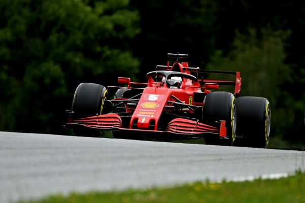 Scuderia Ferrari Austrian Grand Prix – A working birthday for Sebastian Vettel