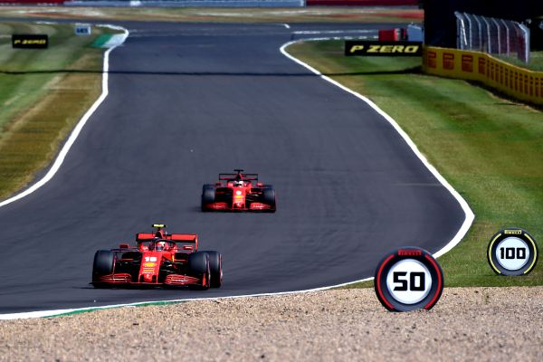 Scuderia Ferrari F1 70th Anniversary GP Silverstone qualifying - A disappointing Saturday