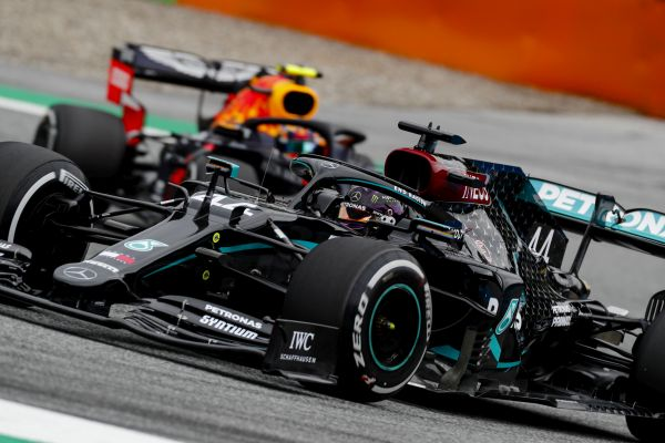 Mercedes AMG Petronas F1 dominating Austrian Grand-Prix Friday practices
