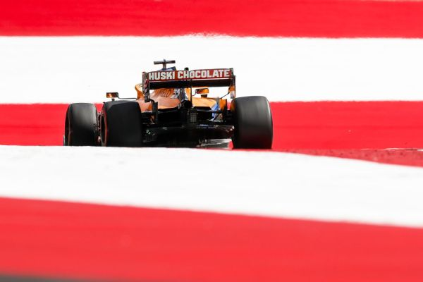 McLaren F1 Austrian Grand-Prix Friday Practices review and quotes