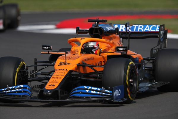 McLaren F1 70th Anniversary GP Silverstone qualifying Carlos and Lando quotes
