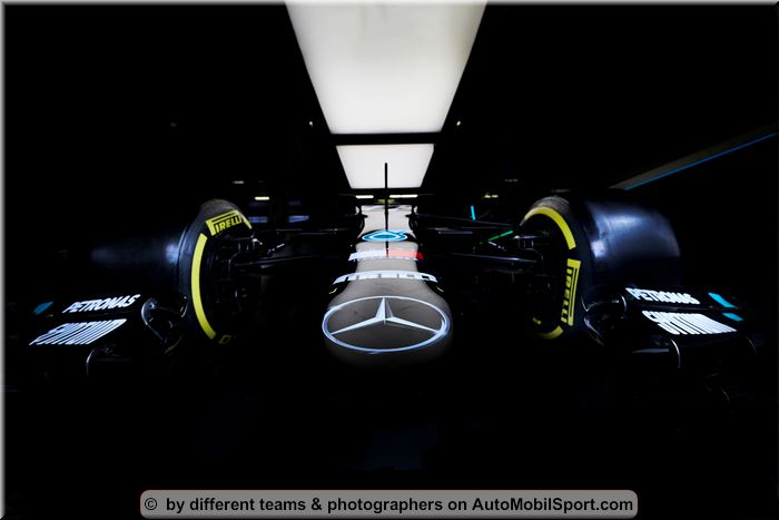 Mercedes AMG Petronas F1 Styrian GP preview -stats