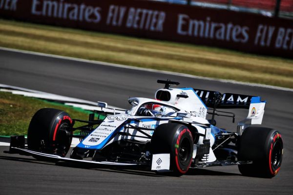 Williams F1 70th Anniversary GP Silverstone qualifying notes and quotes