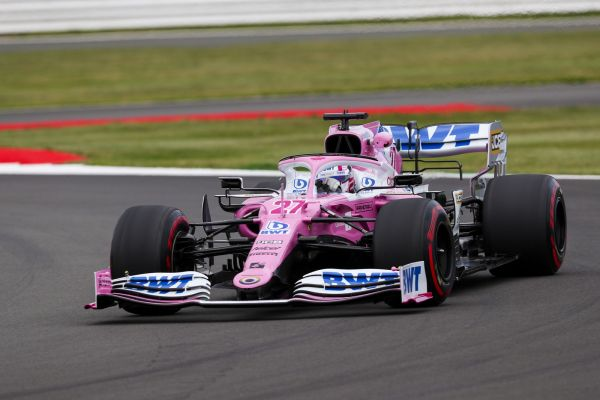 BWT RacingPoint F1 70th Anniversary GP Silverstone qualifying - great job