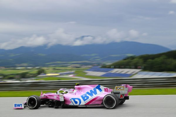 BWT RacingPoint F1 Austrian Grand-Prix Friday practices - Perez with great performance