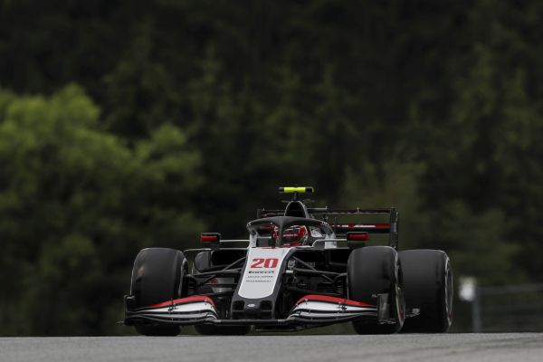 Haas F1 Austrian Grand-Prix Friday Practices -notes and quotes