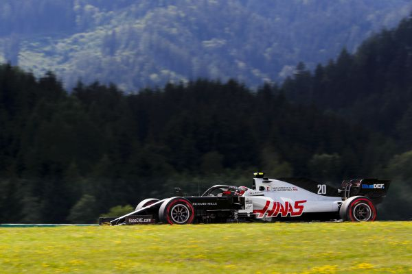 Haas F1 Team Styrian Grand-Prix race, notes, quotes - team result