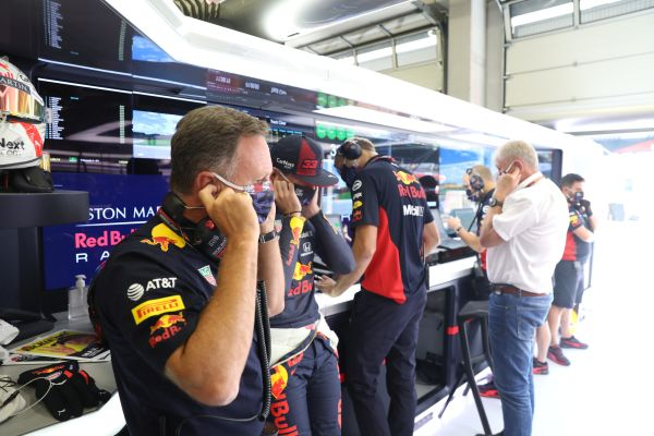 Christian Horner firmly shuts door on Vettel joining Red Bull for 2021