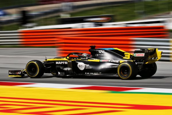 Renault DP World Team F1 Styrian Grand-Prix race review and quotes