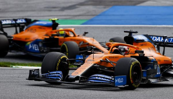 McLaren F1 Styrian Grand-Prix race review - two cars in the points