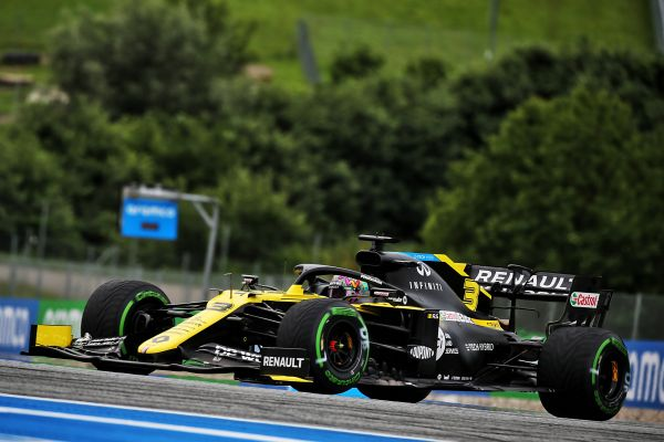 Renault DP World F1 Racing Austrian Grand-Prix Friday practices review