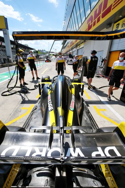 Renault DP World F1 Team Pirelli Styrian Grand-Prix factfile