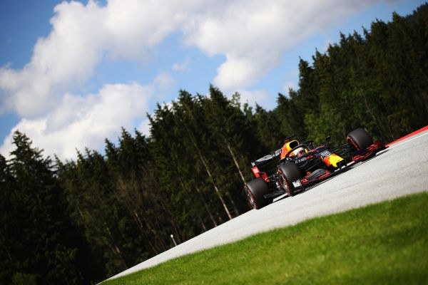 Aston Martin Red Bull Racing F1 Styrian Grand-Prix practices review- Max and Alex quotes