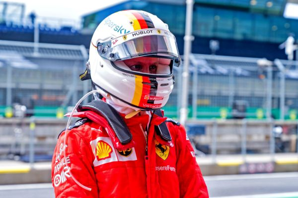 Sebastian Vettel quotes ahead of Styrian Grand-Prix