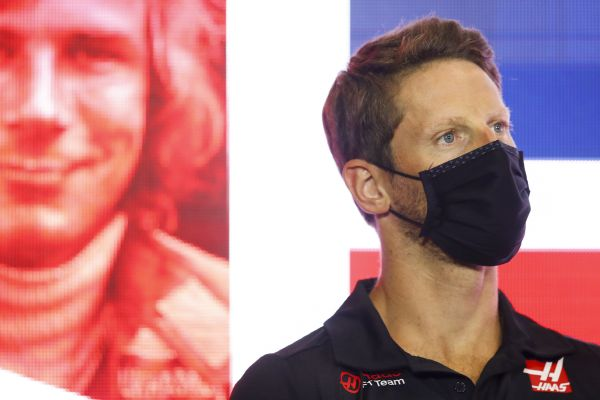 Romain Grosjean thoughts on 70th Anniversary GP Silverstone