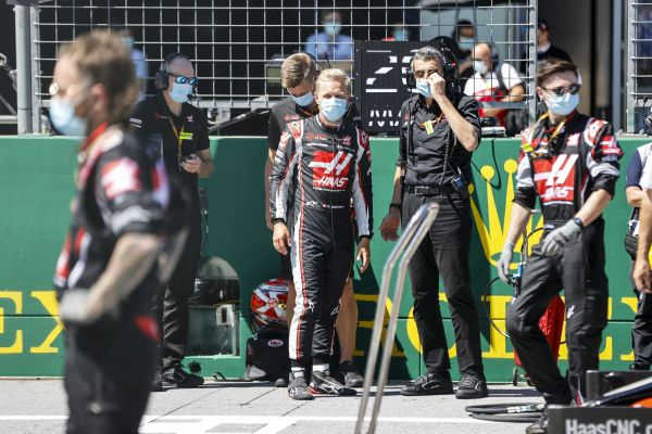 Kevin Magnussen quotes ahead of Styrian Grand-Prix