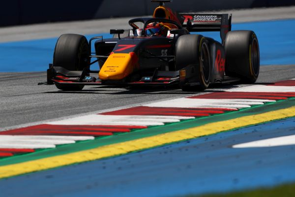 Yuki Tsunoda on top again in Spielberg F2 Free Practice - results